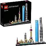 LEGO Architecture Shanghai 21039, Skyline Collection, Building Bricks