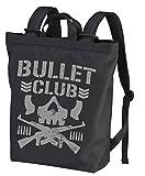 新日本プロレスリング BULLET CLUB 2wayバックパック ブラック