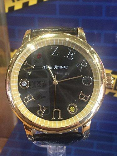 USJ名探偵コナン2018 安室透 腕時計 バーボン 零...