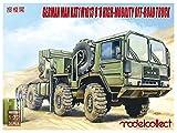 モデルコレクト 1/72 ドイツ連邦軍 MAN KAT1M1013 8x8高機動オフロードトラック プラモデル MODUA72121