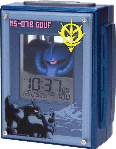 MS-07B アラームクロック グフ