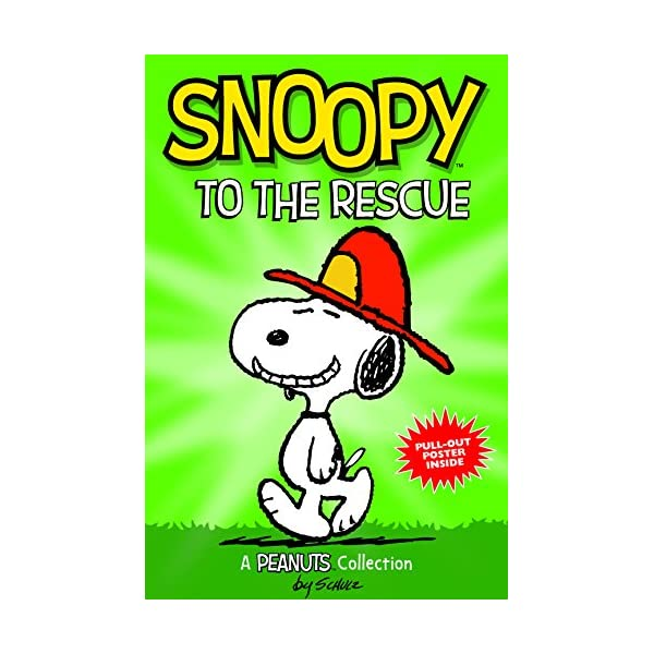Snoopy to the Rescue (PE...の商品画像