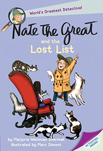 Nate the Great and the Lost Listの詳細を見る
