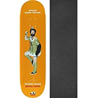 Enjoi Skateboards Jimmy Carlin Almost Super HerosスケートボードデッキImpact Light – 8