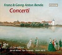 Concerti by BENDA F. / BENDA G.A. (2009-10-15)