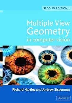[Hartley, Richard, Zisserman, Andrew]のMultiple View Geometry in Computer Vision