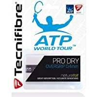 Tecnifibre td3pk Pro DryテニスOvergrip 3 Packホワイト