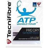 Tecnifibre td3pk Pro DryテニスOvergrip 3Packホワイト