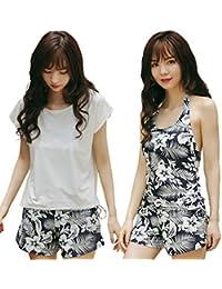 923a642ea82 Amazon.co.jp: タンキニ - 水着・オーバーウェア: 服&ファッション小物
