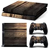 Linyuan 安定した品質 1389* Skin Sticker Vinyl Decal Cover for PlayStation 4 PS4 Console+Controllers