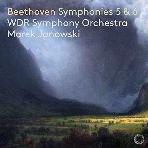 ベートーヴェン : 交響曲 第5番 「運命」 & 第6番 「田園」 (Beethoven : Symphony  5 & 6 / WDR Symphony Orchestra | Marek Janowski) [SACD Hybrid ] [Import] [日本語帯・解説付]