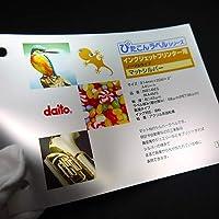 インクジェット用 ぴたこんラベル ノーマルタイプ マットシルバー A4 25枚/冊入 INA4MS