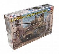 ホビーボス 1/48 アメリカM4A1 シャーマン76mm砲塔載型 プラモデル