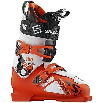 SALOMON(サロモン) スキーブーツ GHOST (ゴースト) FS 100 L37816500 Orange (オレンジ) /White (ホワイト) 26.5