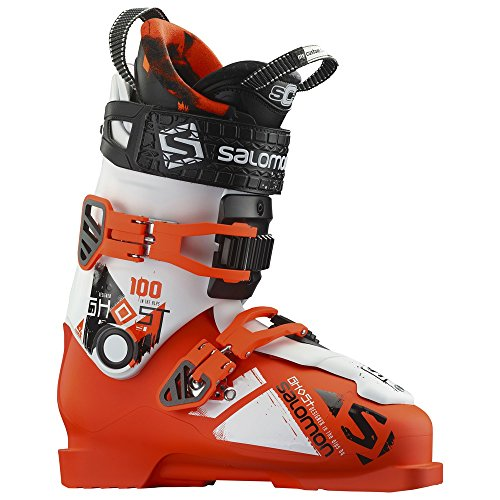 [해외] SALOMON (살로몬) 스키화 GHOST (고스트) FS 100 L37816500 ORANGE (오렌지) /WHITE (화이트) 29.5-L37816500
