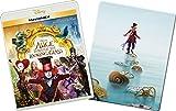 アリス・イン・ワンダーランド/時間の旅 MovieNEXプラス3Dスチールブック:オンライン数量限定商品 [ブルーレイ3D+ブルーレイ+DVD+デジタルコピー(クラウド対応)+MovieNEXワールド] [Blu-ray]
