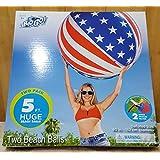 【2箱セット】 新品 未使用 未開封 コストコ BESTWAY ビーチボール H2OGO 海水浴 プール 夏