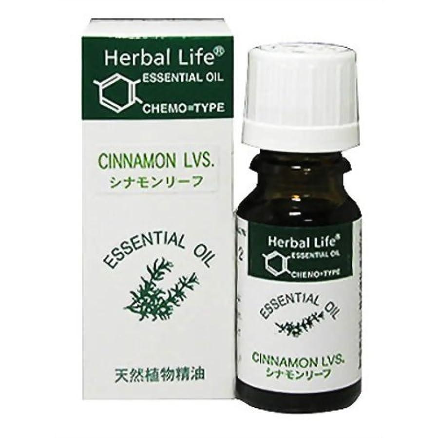 有利バンガロー水分Herbal Life シナモンリーフ 10ml