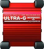 べリンガー ダイレクトボックス ギター用 キャビネットシミュレーター ULTRA-G GI100
