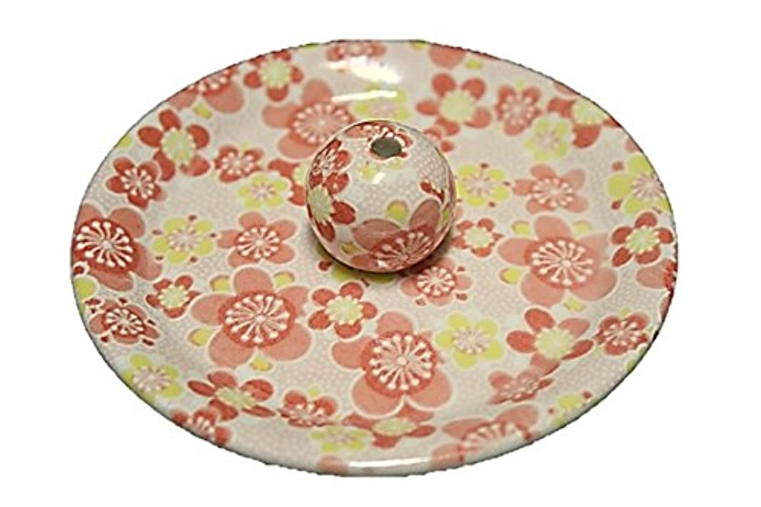 兵士メールを書く同級生9-42 小春 9cm香皿 お香立て お香たて 陶器 日本製 製造?直売品