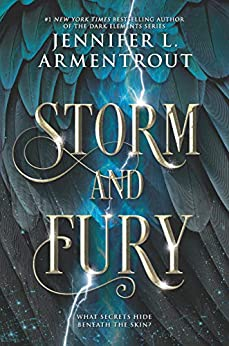 Storm and Fury (The Harbinger Series Book 1) by [Armentrout, Jennifer L.]