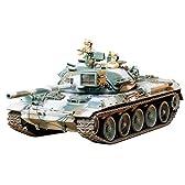 タミヤ 1/35 ミリタリーミニチュアシリーズ No.168 陸上自衛隊 74式戦車 冬期装備 プラモデル 35168