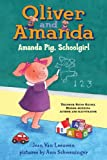 Amanda Pig, Schoolgirl (Puffin Easy-To-Read)