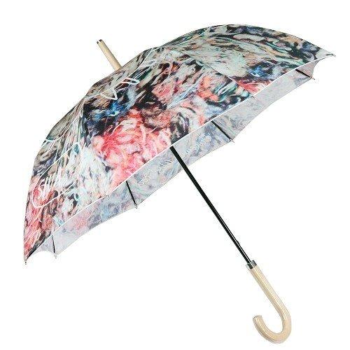 【Vivienne Westwood】ヴィヴィアンウエストウッド SIVA 婦人長傘(雨傘) 白