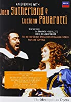 Evening With Luciano Pavarotti & Joan Sutherland [DVD] [Import]