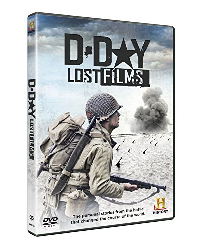 D-Day Lost Films [DVD] [Import anglais]