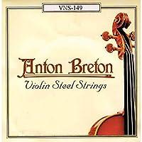 Anton Breton VNS-149 Standard Violin Strings - 4/4 Size [並行輸入品]
