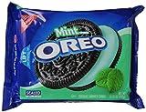 Nabisco Oreo ナビスコオレオミントクリームクッキー 430g 並行輸入品