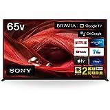 ソニー 65V型 液晶 テレビ ブラビア XRJ-65X95J 4Kチューナー 内蔵 Google TV (2021年モデル)