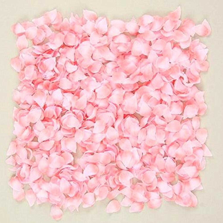 桜 造花 花びら ピンク フラワー 花紙 シャワー や ディスプレイ に (さくら 1000枚)