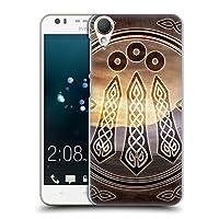 オフィシャル Brigid Ashwood アーウェン ケルティック・ウィズダム 3 ハードバックケース HTC Desire 10 Lifestyle