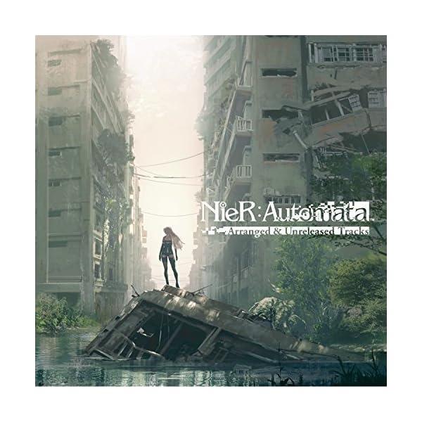 NieR:Automata Arranged &...の商品画像