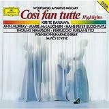モーツァルト:歌劇《コジ・ファン・トゥッテ》ハイライツ 画像