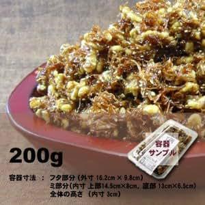 [金沢・佃の佃煮] 魚の花 200g: 食品・飲料・お酒