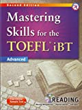 Mastering Skills for the TOEFL iBT Second Edition Reading Book with MP3 CD