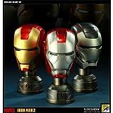 1:3スケールド レプリカ/アイアンマン2/2011コミコン限定/アイアンマン ヘルメット セット(マーク6 & マーク5 & ウォーマシン)