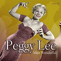 Miss Wonderful (4CD) by Peggy Lee