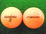 ロストボール ランク1 特選ロスト ツアーステージ EXTRA DISTANCE 14年モデル オレンジ 30P ゴルフボール