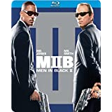 Men in Black II [Blu-ray SteelBook]