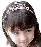ROZZERMAN カチューシャ ティアラ ディズニープリンセス ティアラ Princess Sofia the First Tiara 子供 キッズ