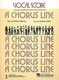 Chorus Line (Vocal Score)