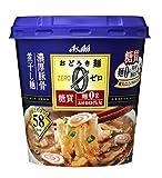 アサヒグループ食品 おどろき麺ゼロ濃厚豚骨煮干し麺 17.9g×6個