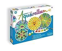 SentoSphere Aquarellum - African Mandalas - Arts and Crafts Watercolor Paint Set by SentoSphere