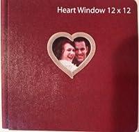 Creative Memories Heart Window Original 12x12 Coverset (not true 12x12) [並行輸入品]