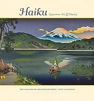 Haiku- Japanese Art & Poetry 2020 Calendar