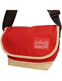 [マンハッタン ポーテージ] メッセンジャーバッグ 公式 Suede Fabric Casual Messenger Bag MP1605JRSD13